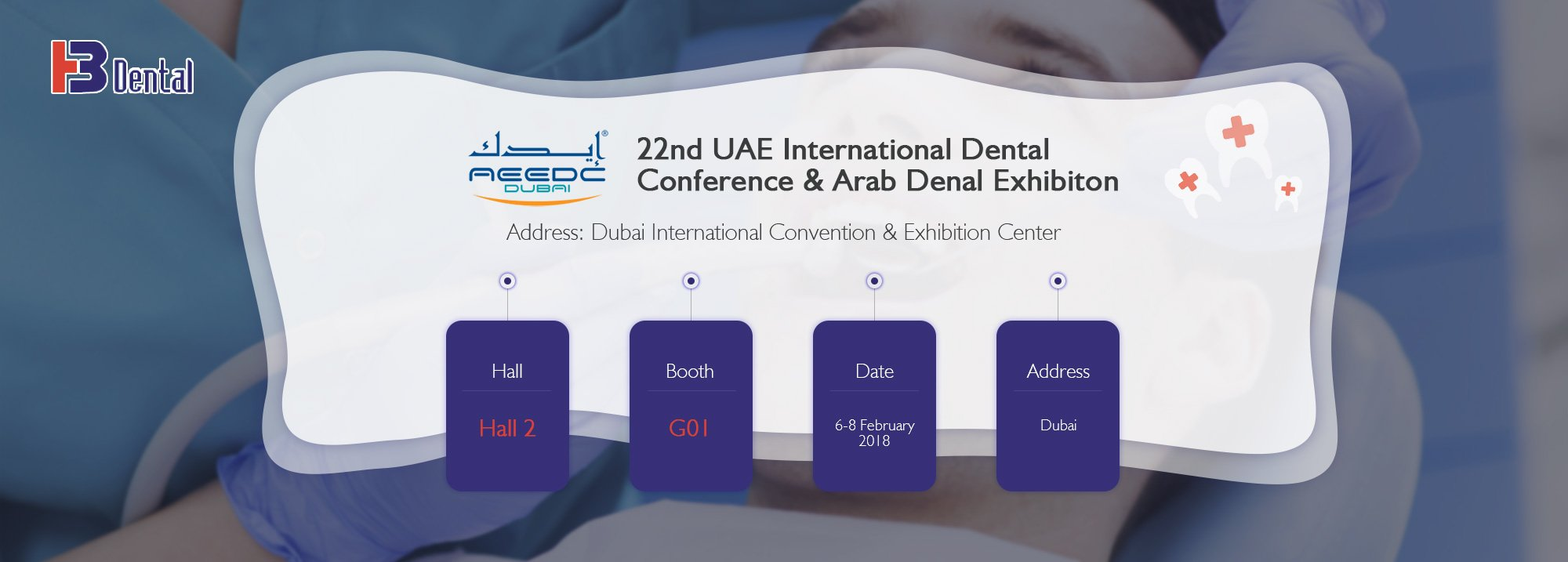 Dubai Dental Exhibition
