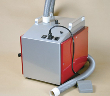 dental lab dust collection unit